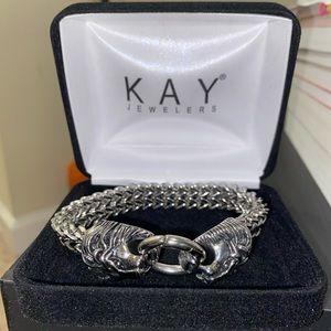 Men's Leo Bracelet from Kay Jewelers